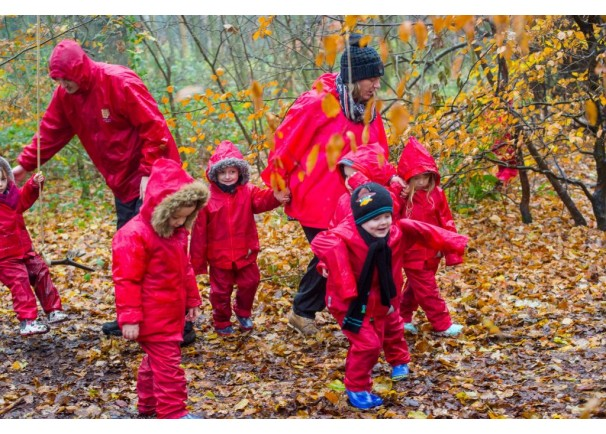Care Inspectorate partners with Inspiring Scotland for outdoor nurseries guide