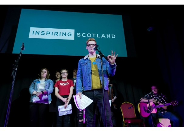 Young people's talent on display at ten-year celebration event
