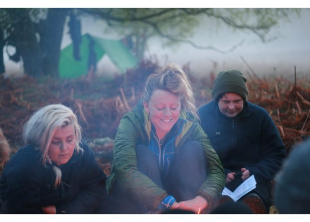 An Inspiring Partnership: Venture Trust and Inspiring Scotland