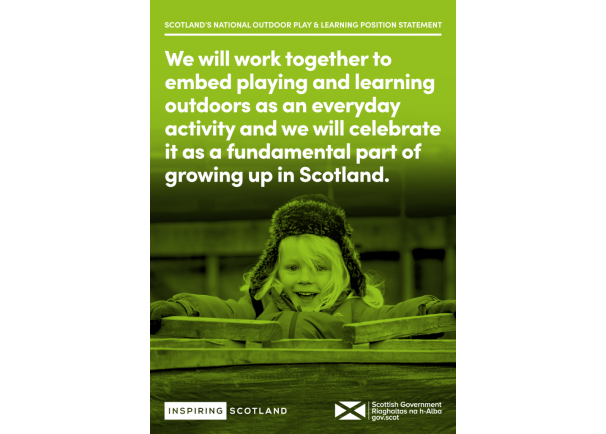 Scotland's Coalition for Outdoor Play and Learning Position Statement