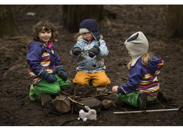 Supporting Outdoor Childcare Provision A3 Guide