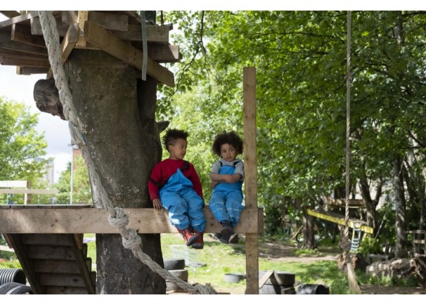 Supporting Outdoor Play Provision