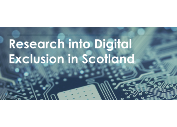 Research into Digital Exclusion in Scotland