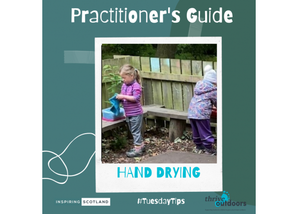 A practitioner's guide to hand drying
