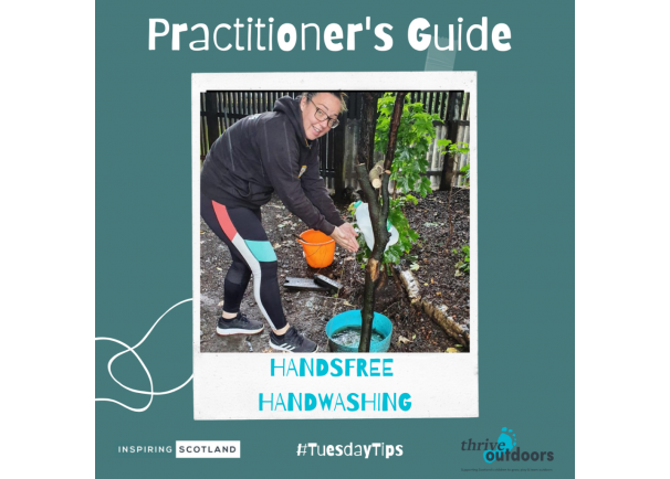A practitioner's guide: Handsfree handwashing
