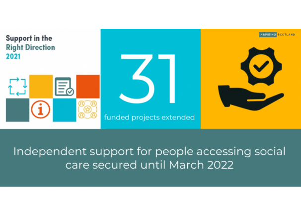 SiRD projects secure £2.9m in extended funding for social care
