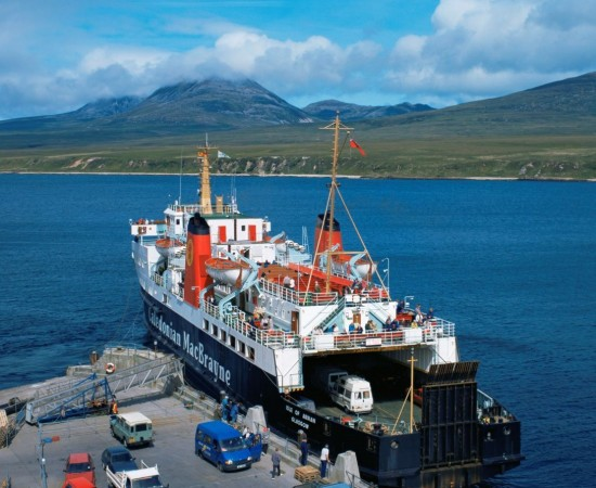 Inspiring Scotland announced as delivery partner for islands recovery programme
