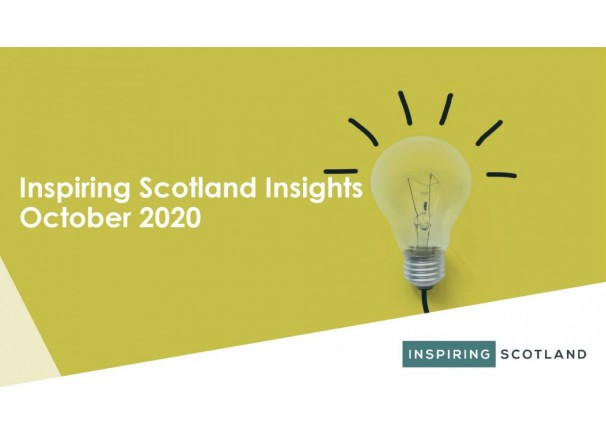 Inspiring Scotland Insights October 2020