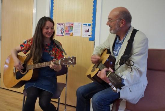 Empowering Scotland's communities through Link Up