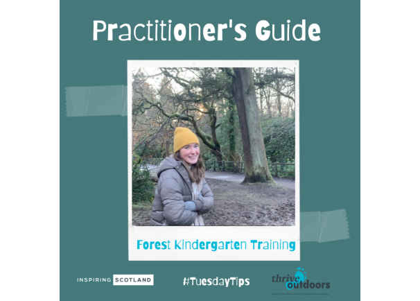 A Practitioner's Guide: Forest Kindergarten Training