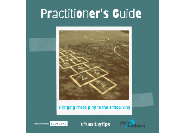 A Practitioner's Guide: Bringing more play to the school day!