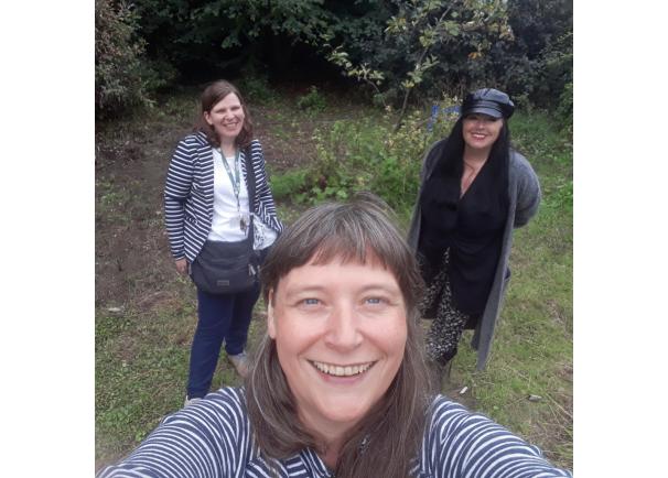 Bringing Outdoor ELC to the Botanics – Blog 1