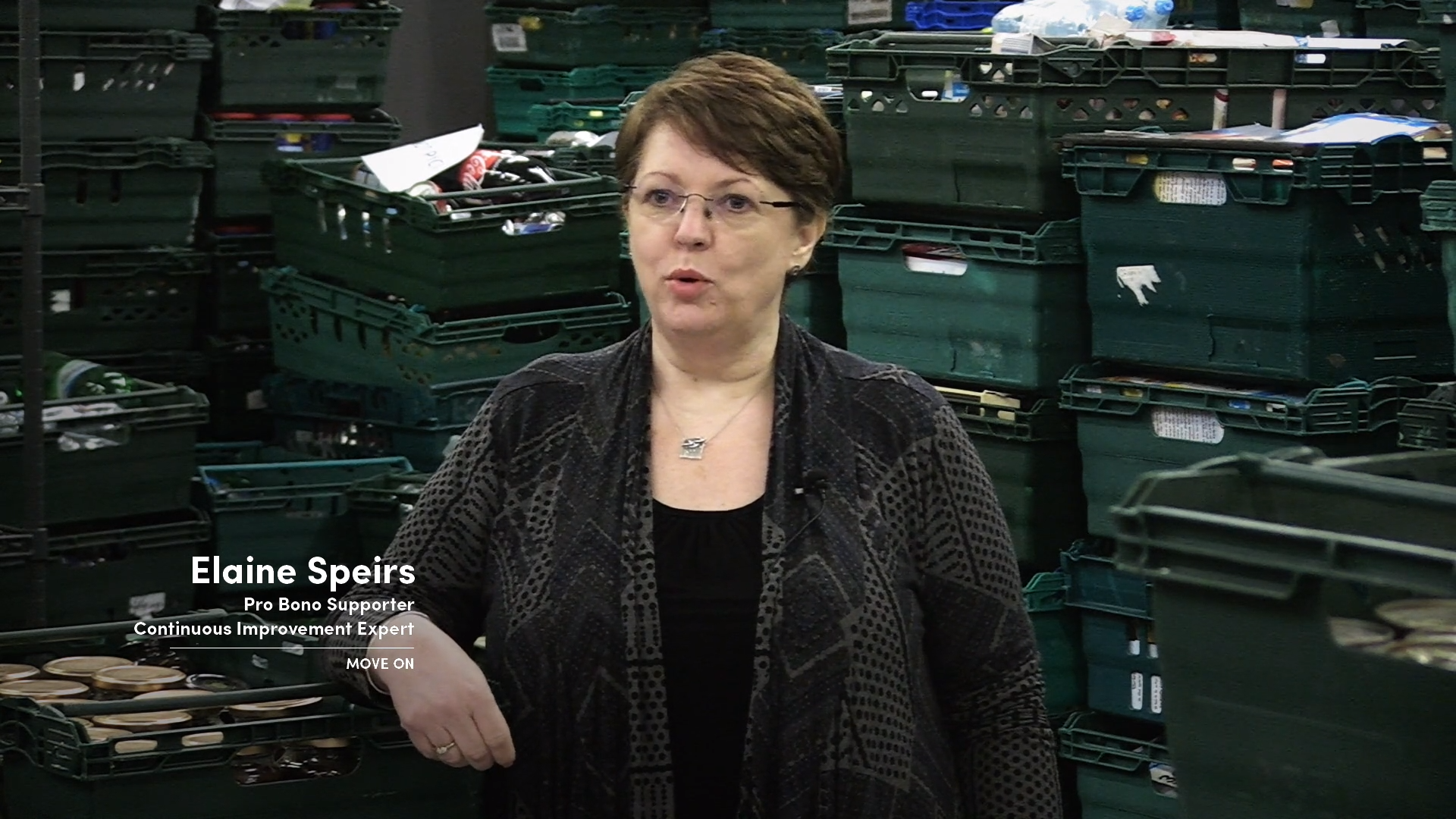 Inspiring Scotland Pro Bono Supporter Elaine Speirs helps FairShare Glasgow