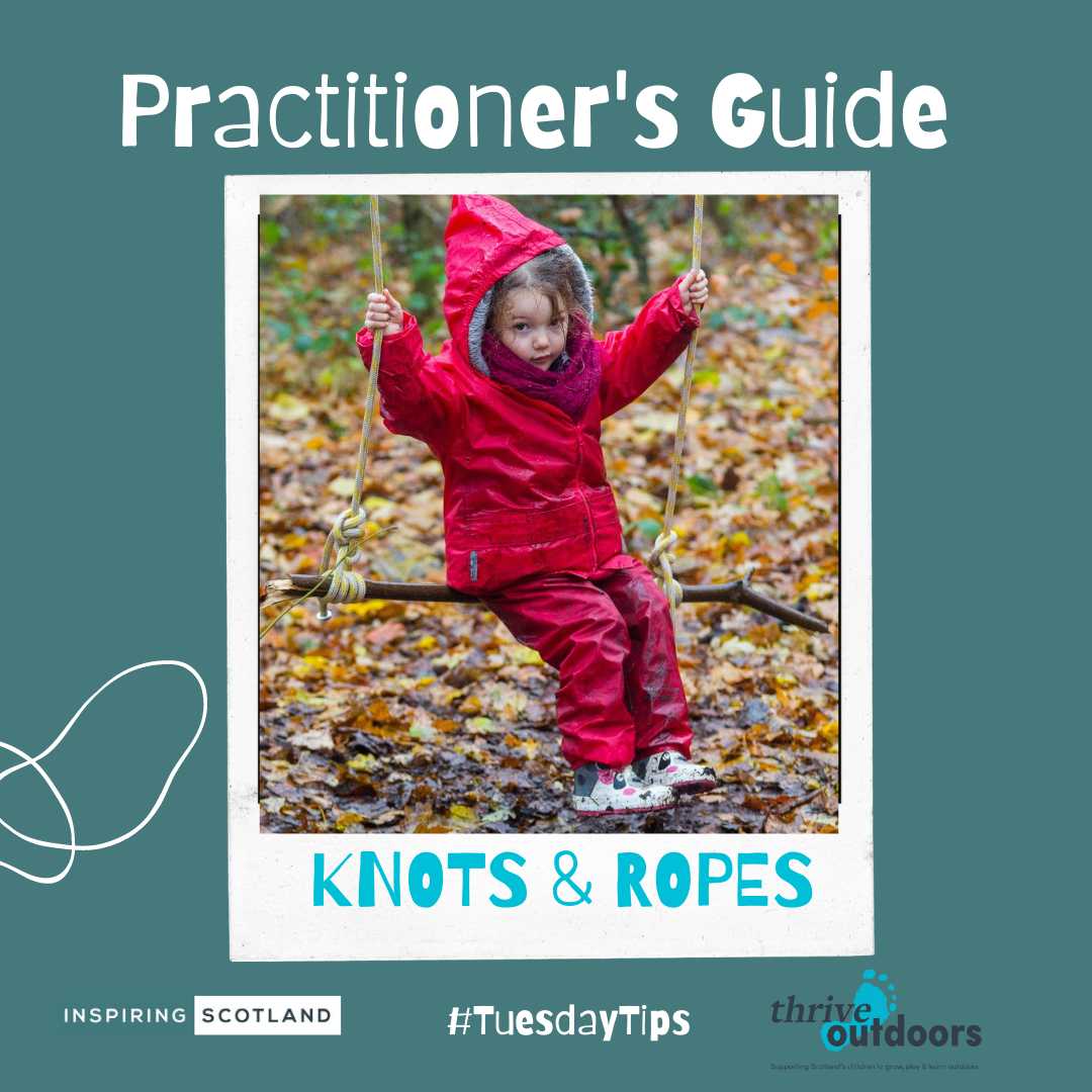 A practitioner's guide: Knots and Ropes