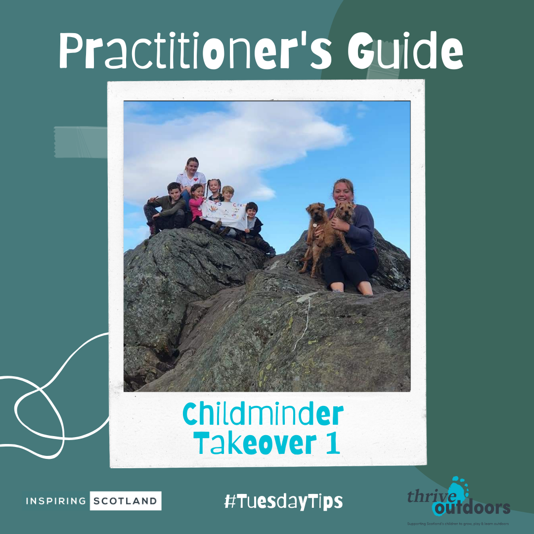 A Practitioner's Guide: Childminder Takeover 1
