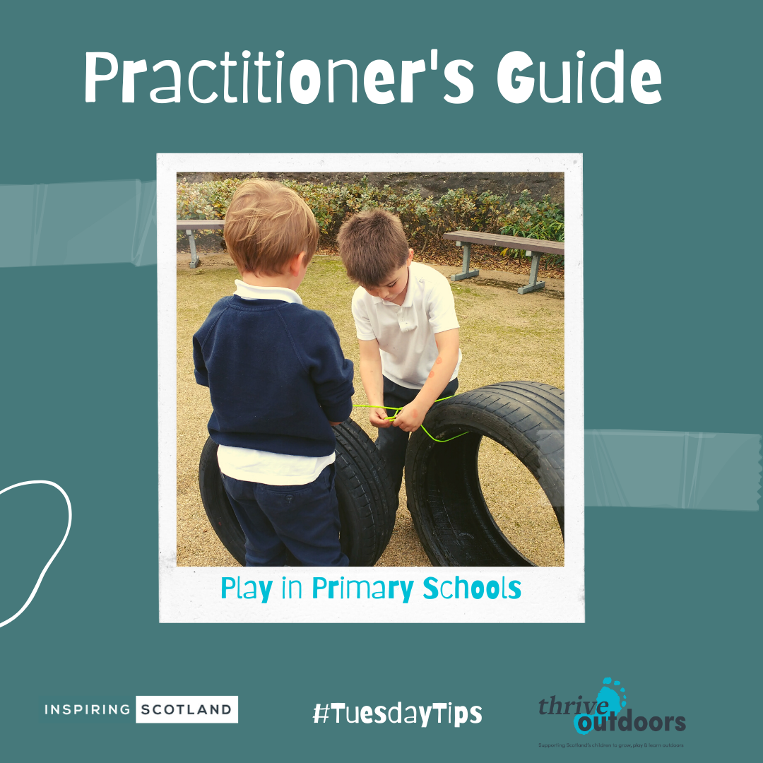 A Practitioner's Guide: Play in Primary Schools