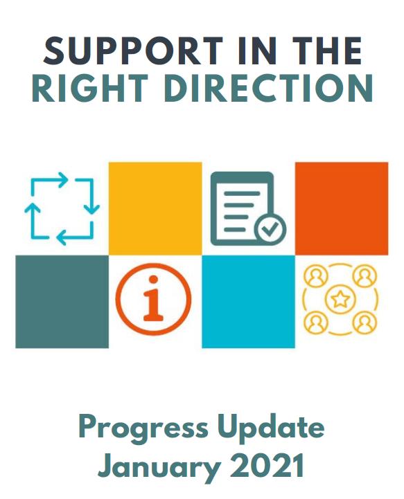 SiRD Progress Update