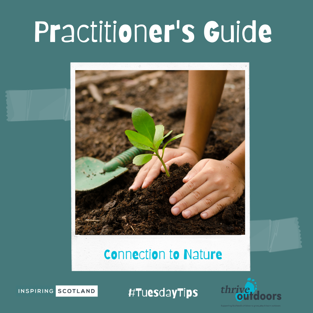 A Practitioner's Guide: Connection to Nature