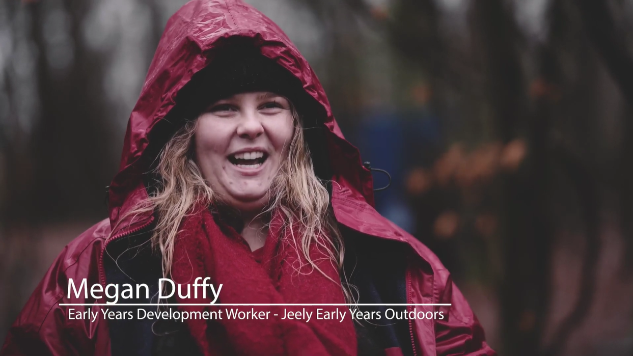 Video: Outdoor ELC for Practitioners: What's it like to work in a fully outdoor nursery?